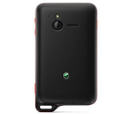 Sony Ericsson Xperia active ST17i-hình 2