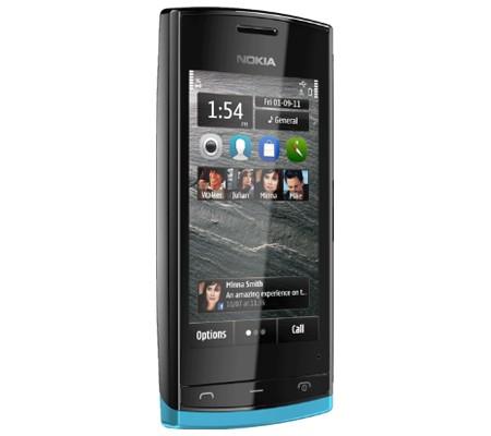Nokia 500-hình 4