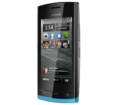 Nokia 500-hình 6