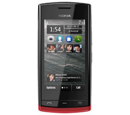 Nokia 500-hình 35