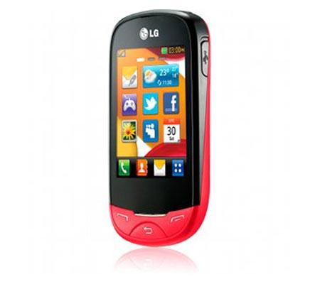 LG T500-hình 18