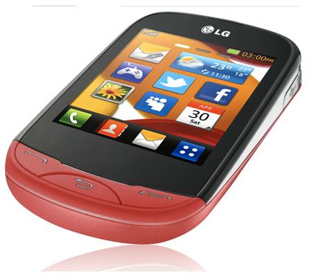LG T500-hình 20