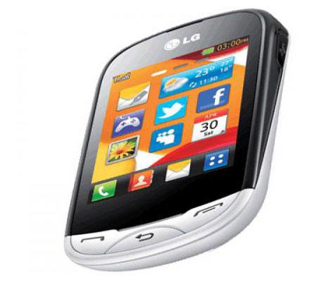 LG T500-hình 14