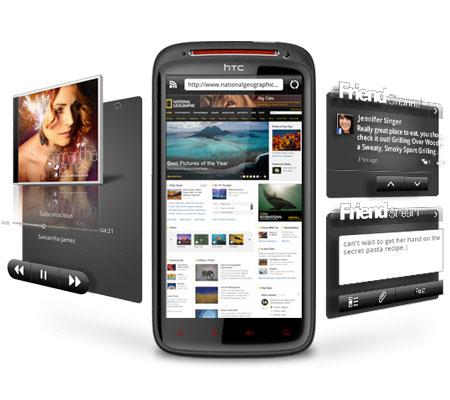 HTC Sensation XE-hình 20
