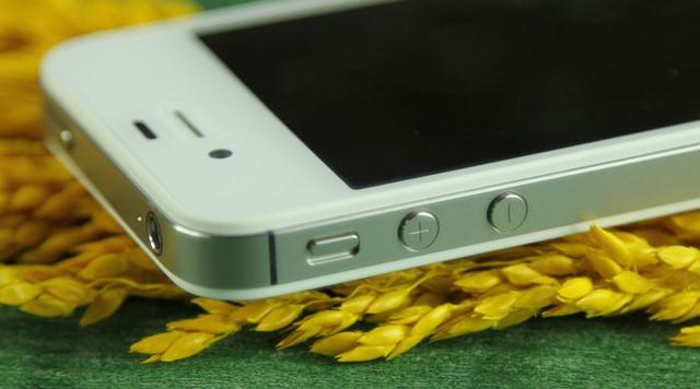 iPhone 4S được trang bị thêm một hệ thống ăng teng