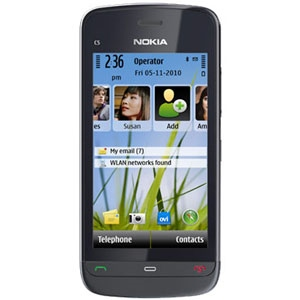 Xem bộ sưu tập đầy đủ của Điện thoại di động Nokia C5-06