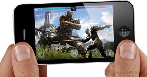 Bộ xử lí Cortex A8 cho phép iPhone 4 xử lí các tác vụ một cách trơn tru
