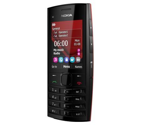 Nokia X2-02-hình 3