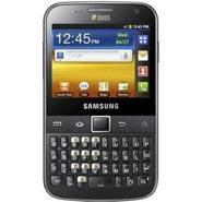 Xem bộ sưu tập đầy đủ của Điện thoại di động Samsung Galaxy Y Pro Duos