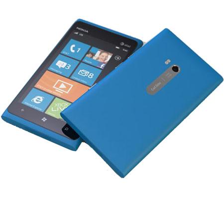 Điện thoại thông minh Nokia Lumia 900 Black Factory Unlocked