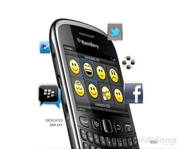 BBM là chức năng đặc biệt của 9320