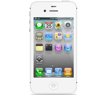 iPhone 4S 32GB-hình 1