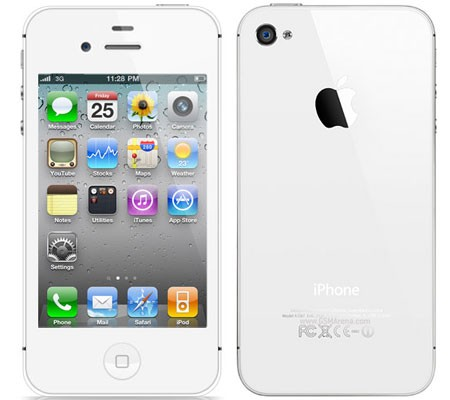 iPhone 4S 32GB-hình 5