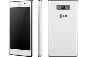 Thiết kế LG Optimus L7 P705