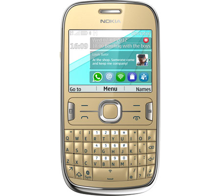 Nokia N302 (Asha 302)-hình 1
