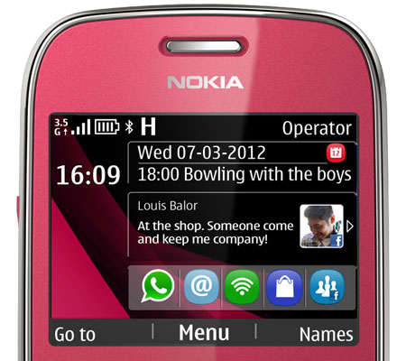 Nokia N302 (Asha 302)-hình 50