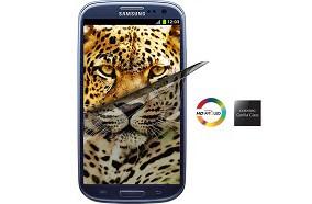 Samsung galaxy S3 thiết kế