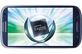 Samsung galaxy S3 cấu hình