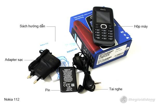 Nokia 105 || Nokia 108, Nokia 112, Nokia 220 2sim 2 sóng Chính hãng, Mới 100% Full - 7