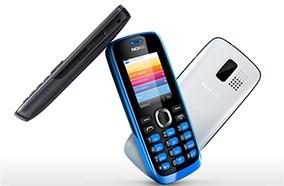 Lướt web trên  Nokia 112