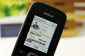 Game trên Nokia 112