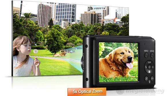 Samsung ES90 zoom 5x