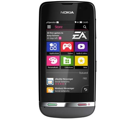 Nokia Asha 311-hình 10