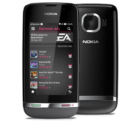 Nokia Asha 311-hình 13