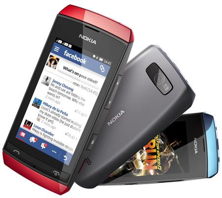 Nokia Asha 305-hình 16