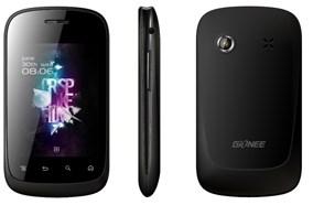Thiết kế Gionee Pioneer 3G