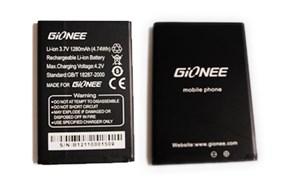 Pin Gionee Pioneer 3G