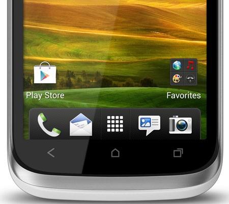 HTC Desire X-hình 8