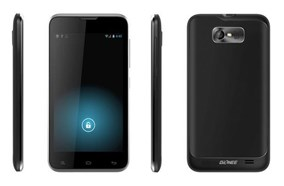 Thiết kế Gionee Infinity Passion