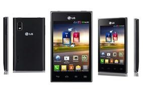 Thiết kế LG Optimus L5 E615