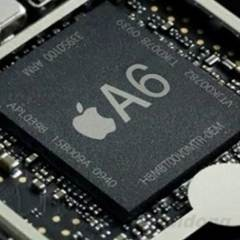 Chip xử lý A6 của Apple
