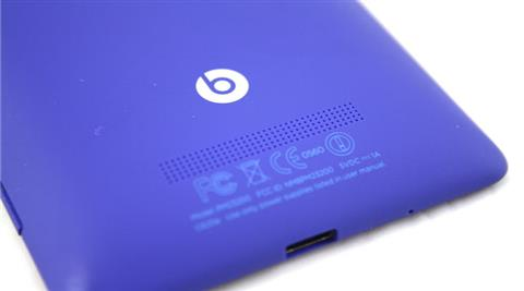 HTC 8X BeatsAudio