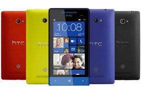 Thiết kế HTC 8S
