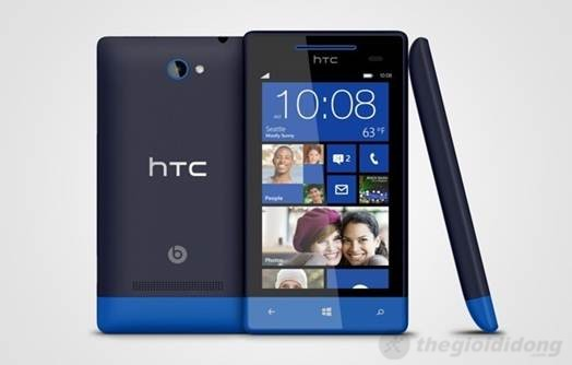 HTC 8S chạy Windows Phone 8