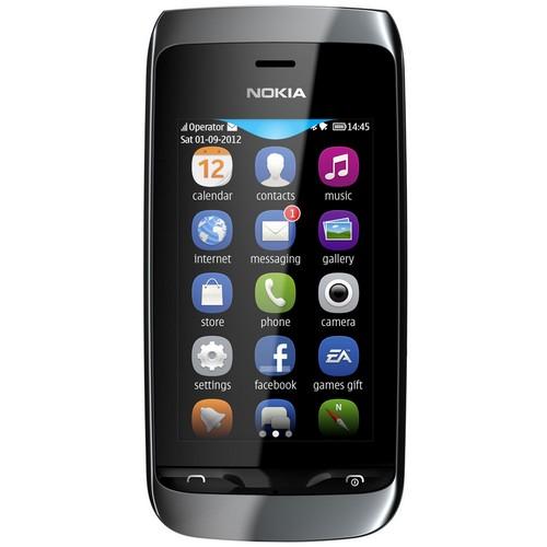 Nokia Asha 309-hình 2