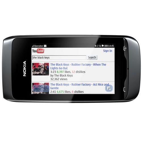 Nokia Asha 309-hình 10