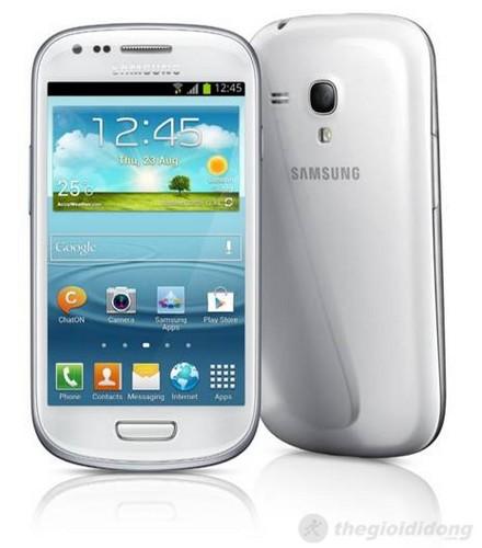 Samsung Galaxy S III mini i8190, nhỏ  hơn nhưng không thiếu chức năng