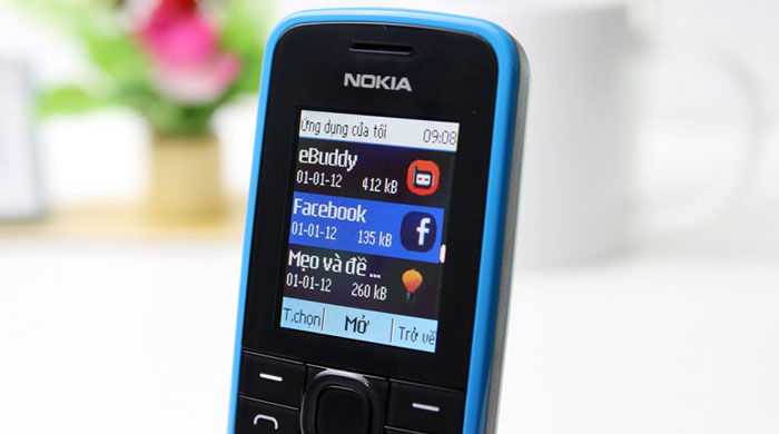 Nokia 109 Connecting