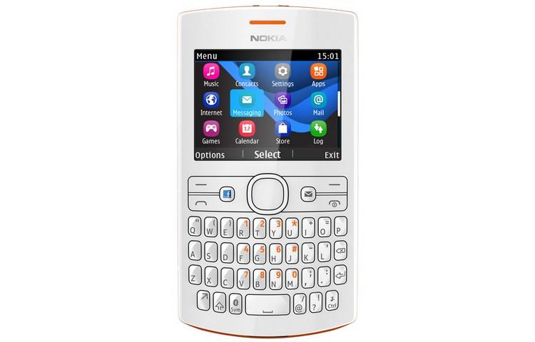 Nokia Asha 205-hình 2