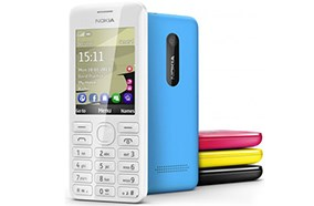 Thiết kế của Nokia 206