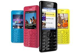 Kho ứng dụng của Nokia 206
