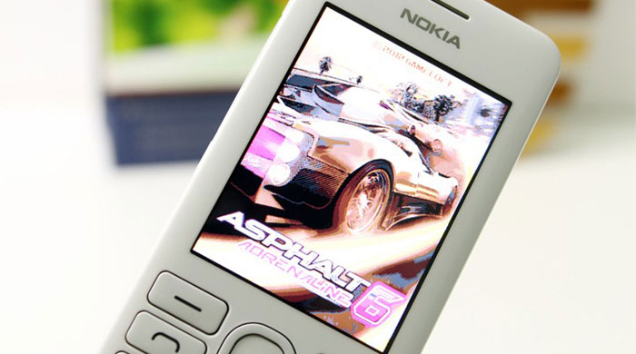 Nokia 206 Dual SIM Entertainment