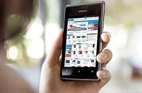 Sony Xperia E kết nối đa dạng