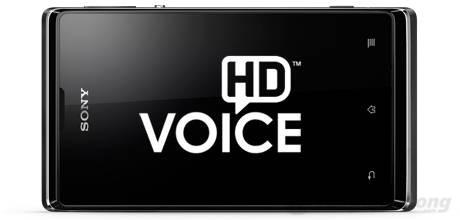 Công nghệ HD voice hỗ trợ lọc thoại
