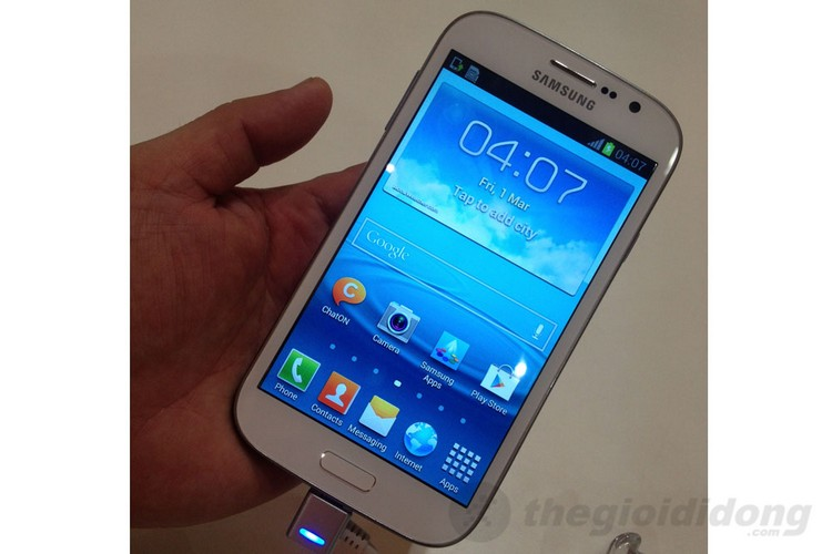 Samsung Galaxy Grand chạy android 4.1