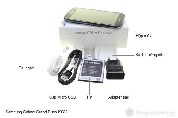 Bộ bán hàng chuẩn của Samsung Galaxy Grand Duos I9082